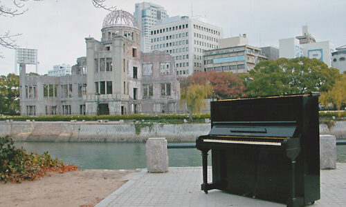 クラウドファンディング開始!被爆ピアノコンサートを全国、世界に届けるためご支援・ご協力をお願い致します。